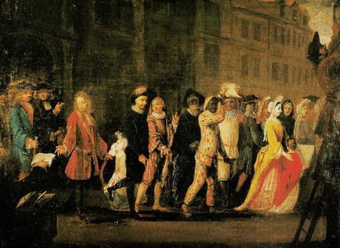 Chrystelle Arcelin Fêtes Baroques